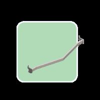 Crossbar v Shaped