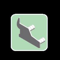 riveted bracket
