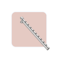 Inclined Arm
