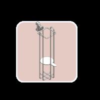 Vertical Ball Display